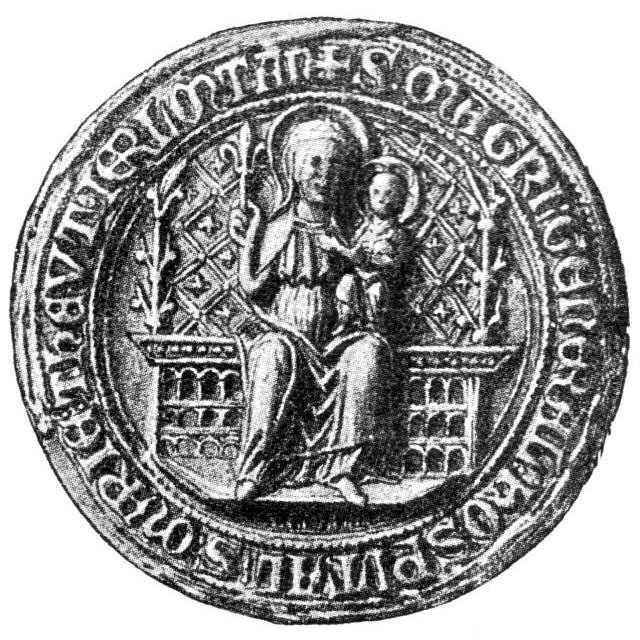 The Grand Master of The Teutonic Knights seal