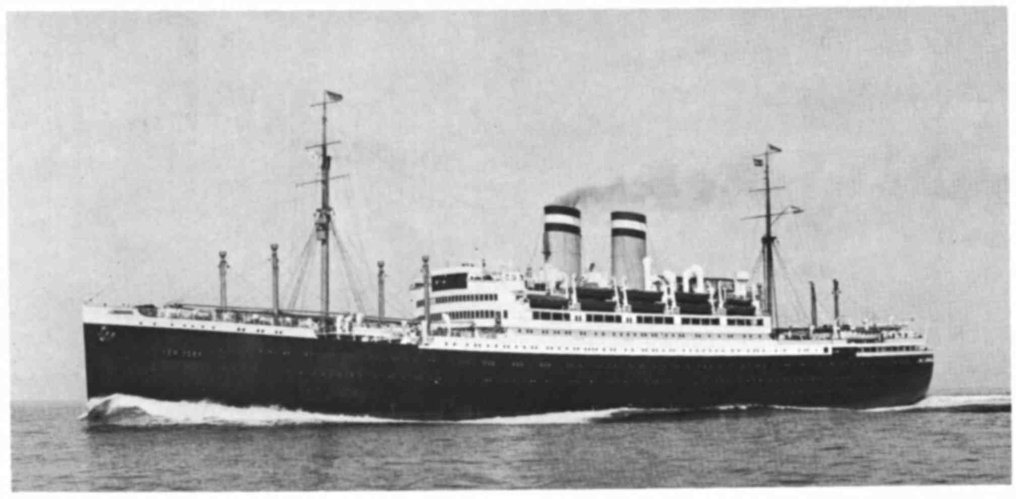 Gustav Adolf Mengersen sailed to America on May 10th 1929 from Hamburg Germany